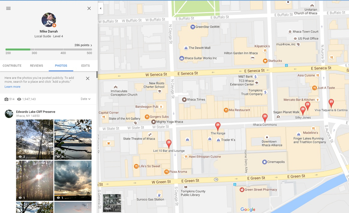 Google Map Photos