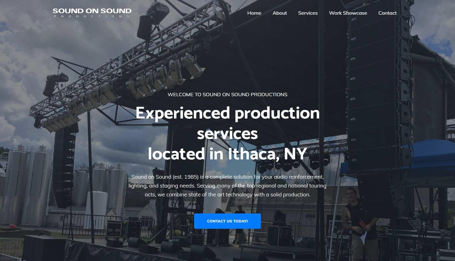 Sound on Sound Productions