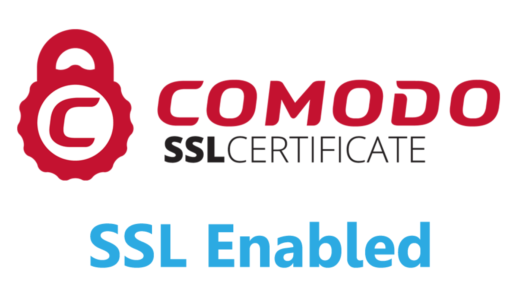 Comodo SSL Enabled