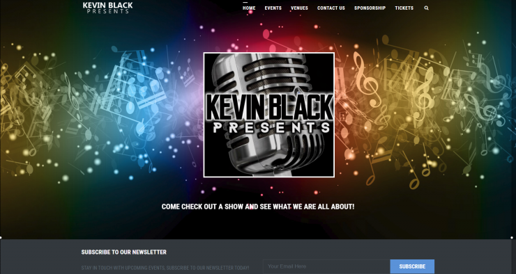 Kevin Black Presents, Developed by XGeneration Network