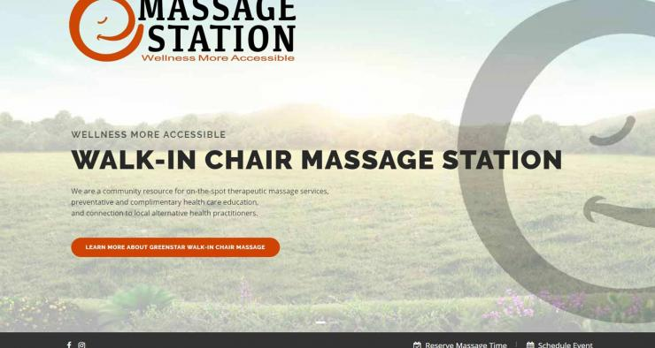 Ithaca Massage Station